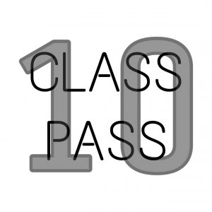 Member Training Pass: 10 Class Pass