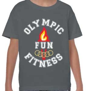 OLYMPIC: Club T-Shirt (4,6,8,10,12)