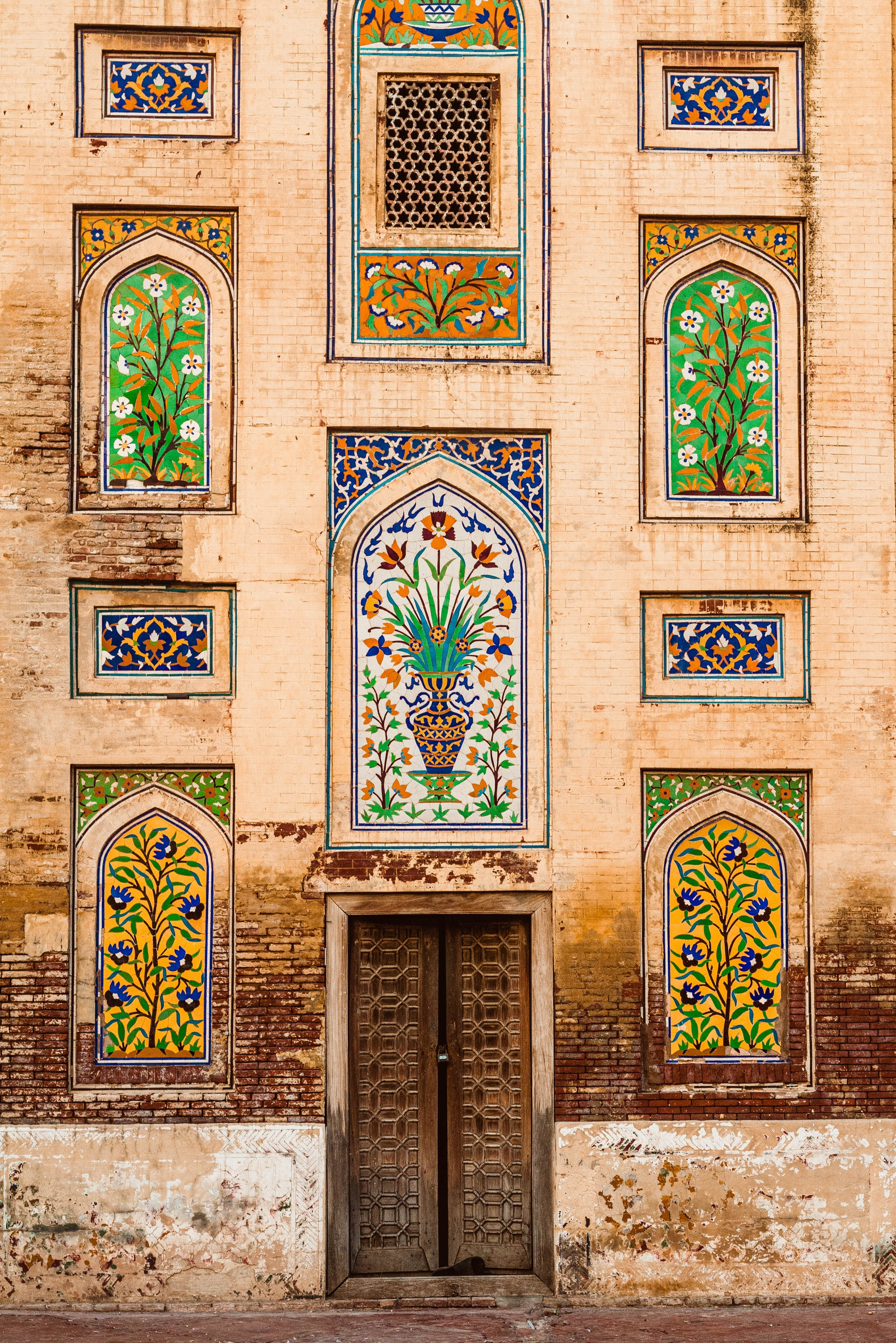 artistic-frontage-of-a-building-2884867